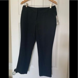 INC NWT Petite Black Pants